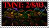 TMNT 2003 Debut Stamp by Brinatello
