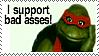 Bad Ass Stamp by Brinatello