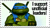 Unofficial Leader Stamp by Brinatello