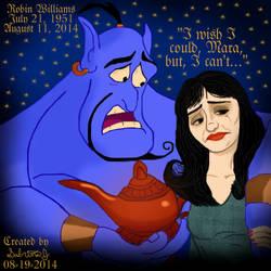 Bring back my teacher, Genie