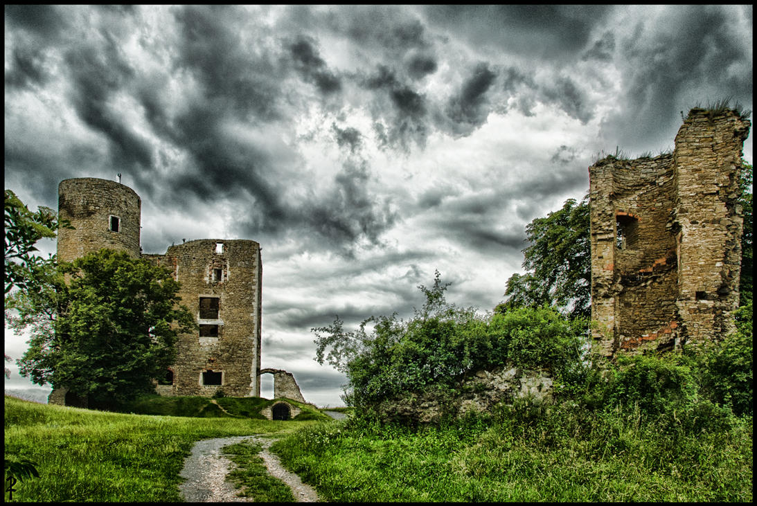Burg Arnstein by todehauff