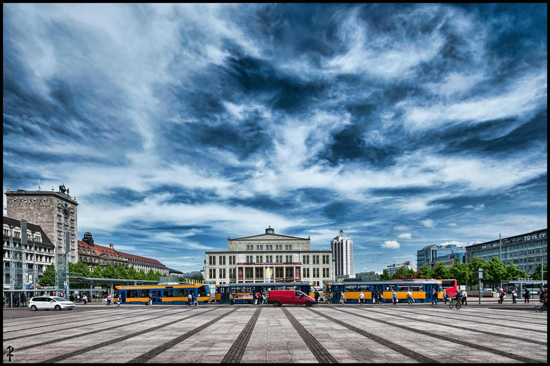 Leipzig by todehauff