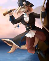 [C] Land, ahoy! by My-Loveless