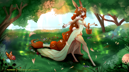 March 2019 | Spring by My-Loveless