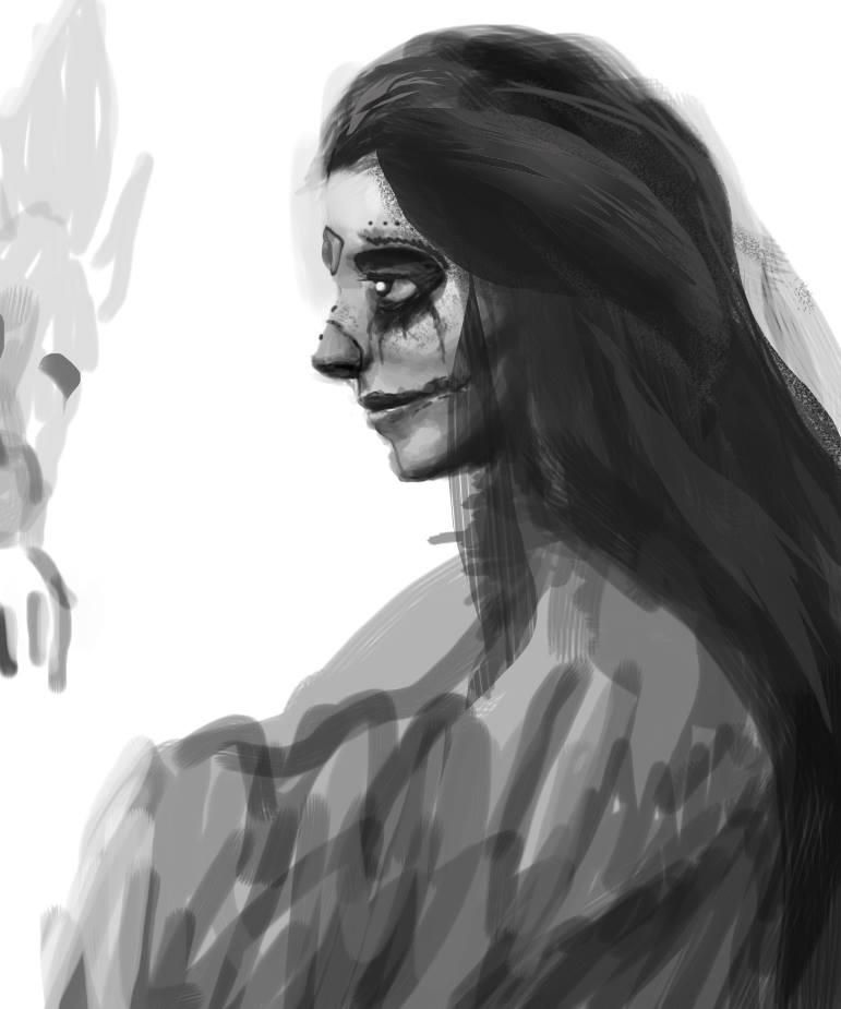 Death's longing by Azjo