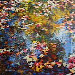 Painted Memories Oil Painting by Leon Devenice