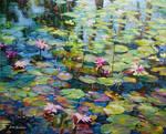 Leon Devenice , Original paintings for sale