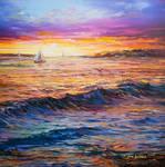Original Painting for sale , Leon Devenice