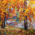 landscape artist , Leon Devenice