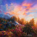 Original paintings for sale , Leon Devenice