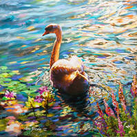 Leon Devenice , Original Painting