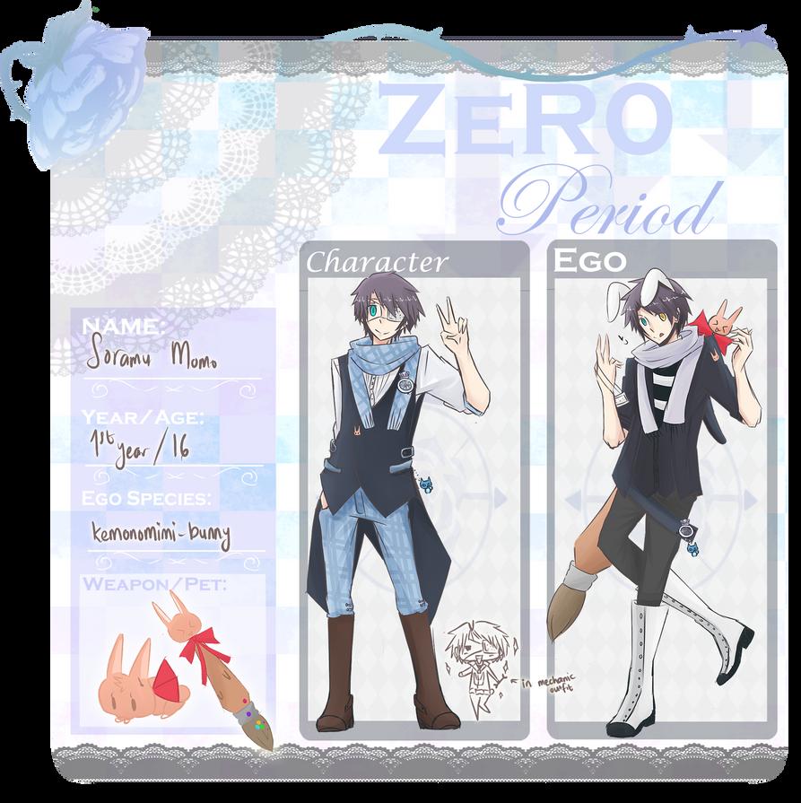 Zero-Period App: Soramu Momo by ikeemen