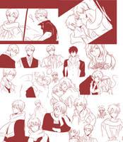Doodle by ijuraru