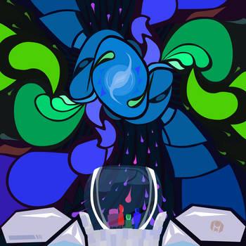 Space Trip by SaHeMeRa