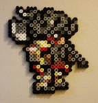 Perler - FFXIV Warrior (Palace of the Dead)