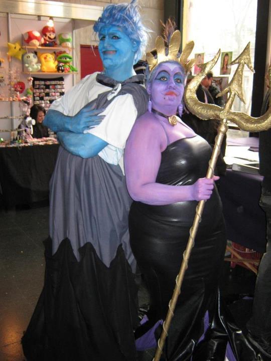 Ursula and Hades by BellaDogliottiHades Hercules Costume