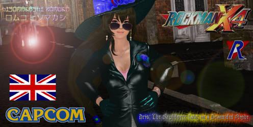 Mega Man X4: Iris - Casual Mod (Fanmod) by CrystalRomuko