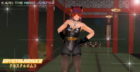 Kari-chan: The Justice Neko