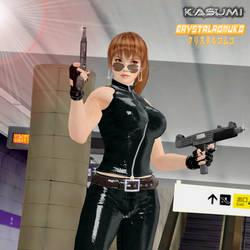 Dead or Alive: Assassin Kasumi