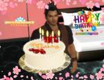 D.O.A.: Diego - Happy Birthday, MichiFreddy35 by CrystalRomuko