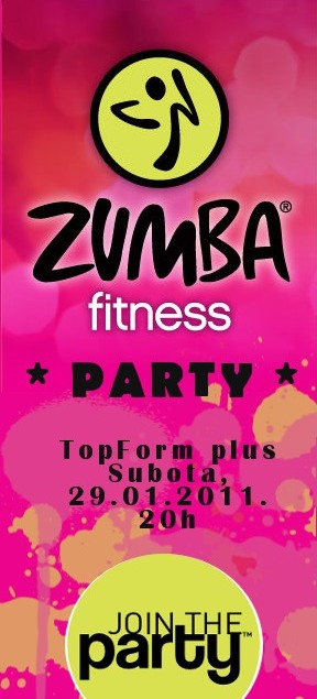 Zumba Flyer Design image tips