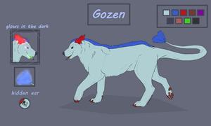 reference Gozen
