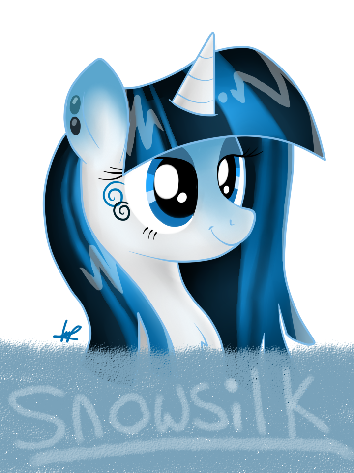 :Commission: Snowsilk by ShyShyOctavia
