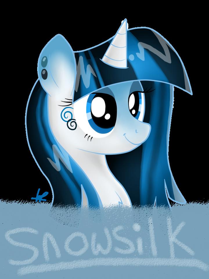 :Commission: Snowsilk by ShyShyOctavia