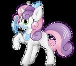 Sweetie Belle - Diamond Princess