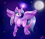 The Princess Twilight Cometh