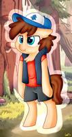 Dipper Pones