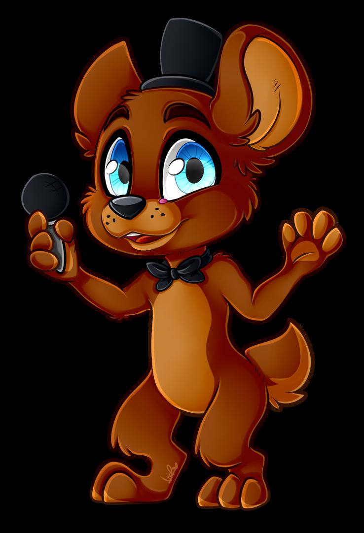 Chibi Freddy by ShyShyOctavia