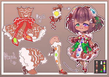Gingerbread Adopt Auction -closed