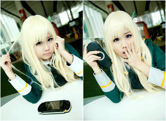 Haganai: S E N A by CerealAddiction