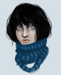 Blue by UnitiveOdolwa