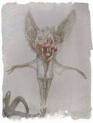 Bat Priest by UnitiveOdolwa