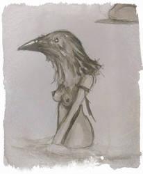 Raven Shamaness by UnitiveOdolwa