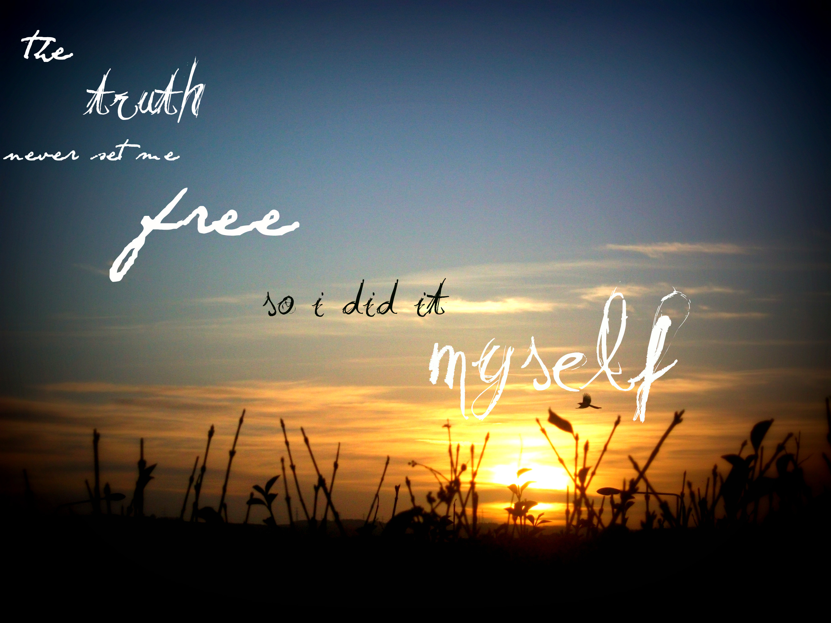 the truth set me free Free shipping buy the truth set me free at walmartcom.