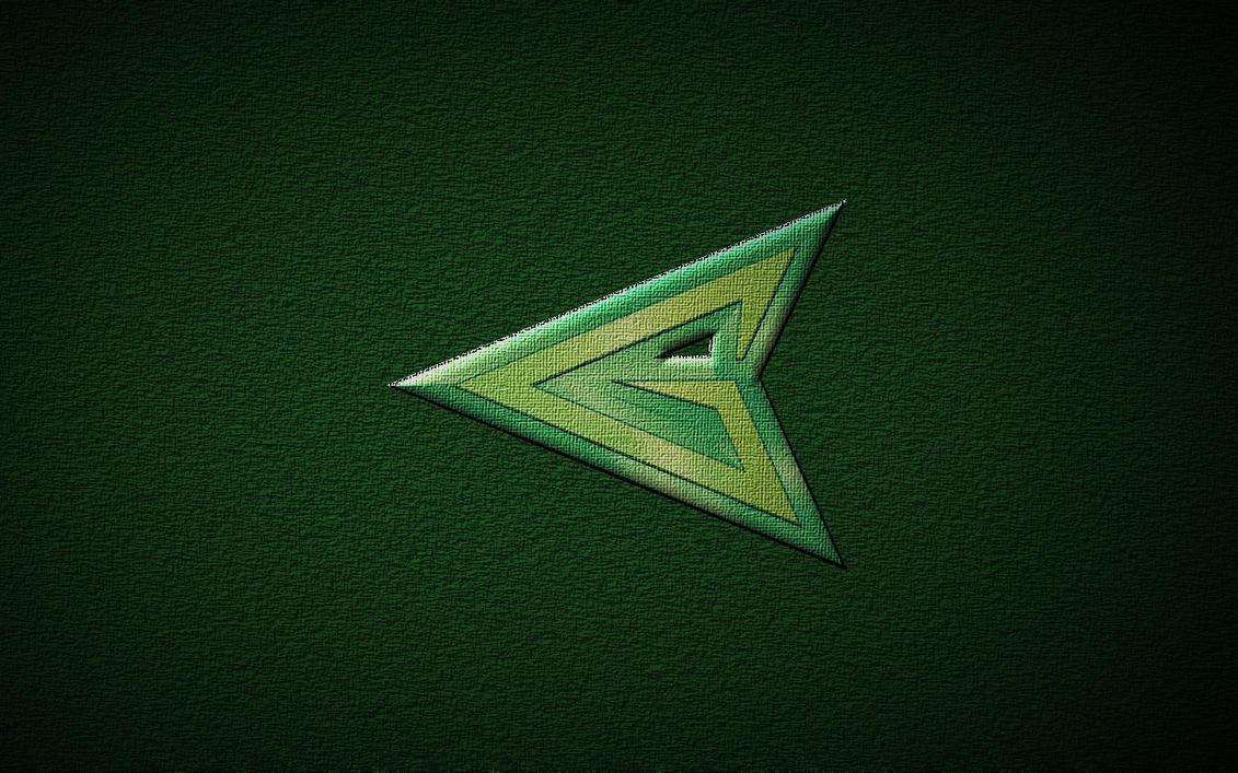 green arrow symbol wallpaper images