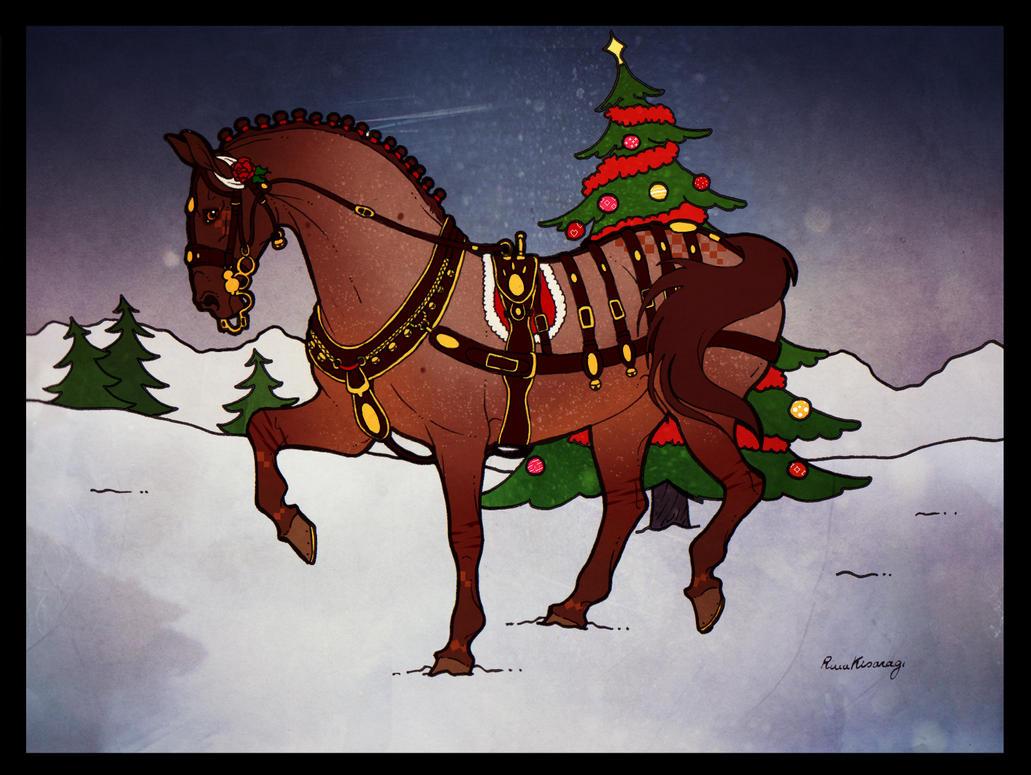 Christmas Queen by RinaKisaragi