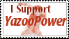 YazooPower Support Stamp by StardomBound