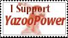 YazooPower Support Stamp by StardomBound