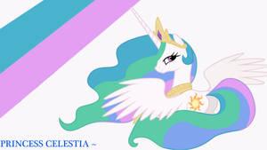 Princess Celestia Wallpaper