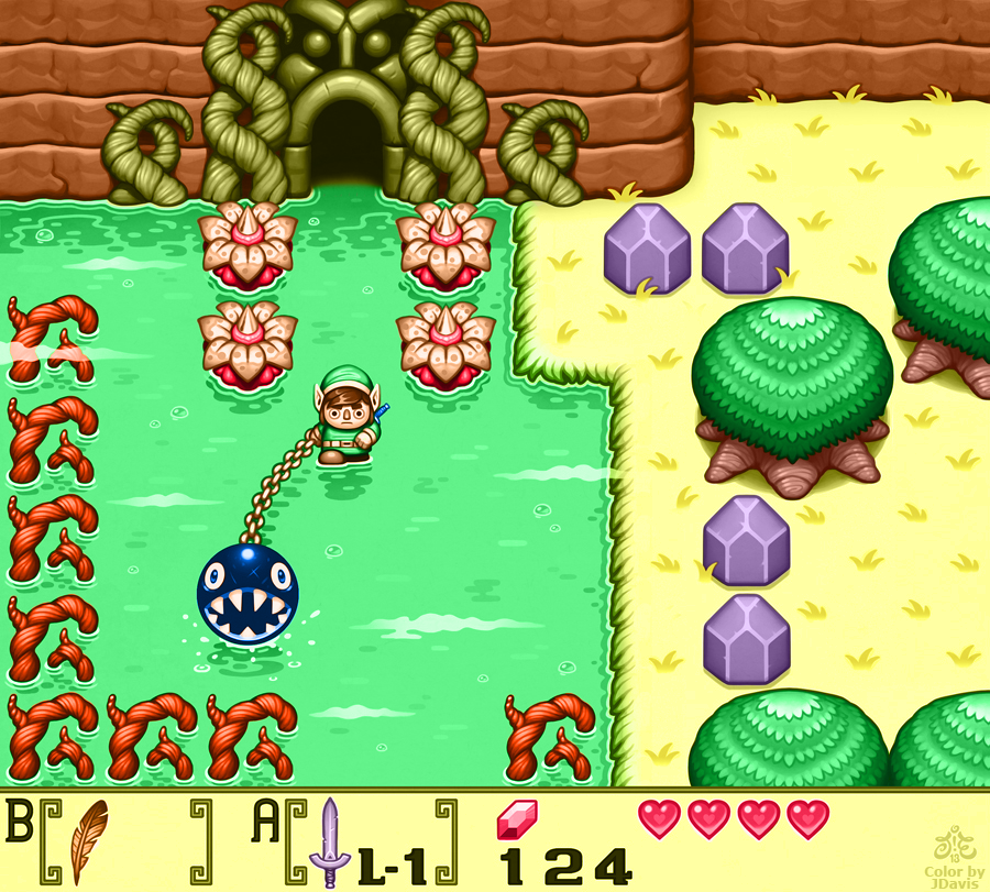 Zelda Link S Awakening Doesn T Deserve To Be Stuck On The