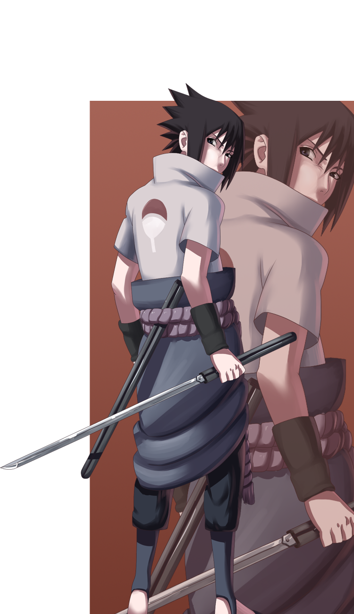Sasuke Uchiha by 132Jester