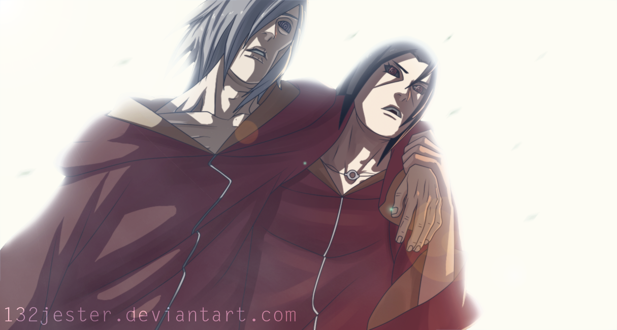 Nagato and Itachi 548 by 132Jester on DeviantArt