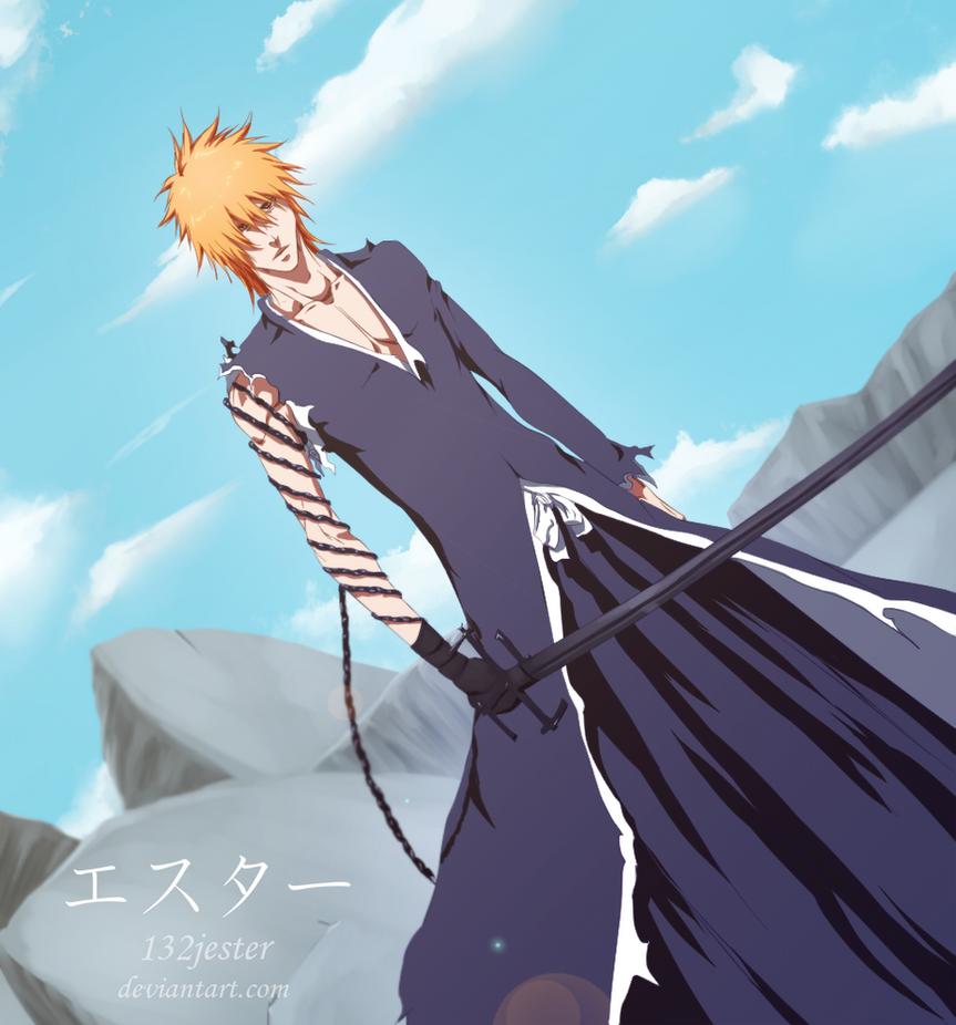 Ichigo by 132Jester