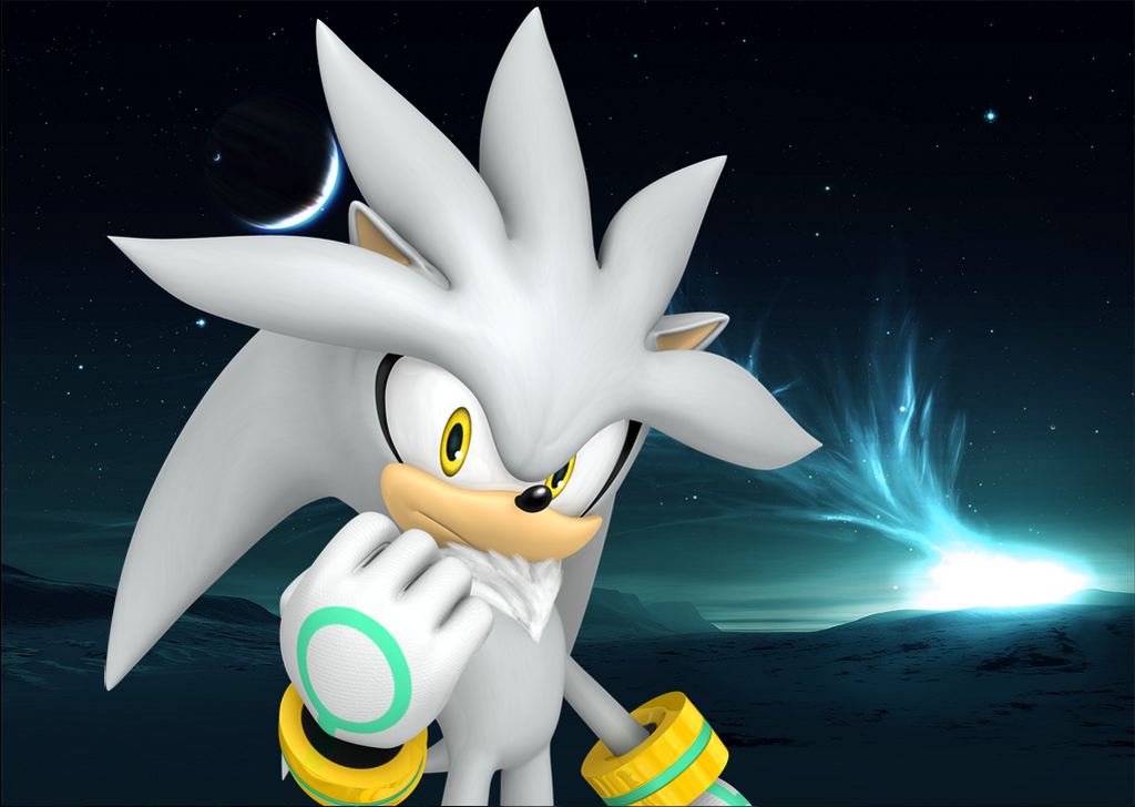 Super Silver The Hedgehog Tattoo Pictures