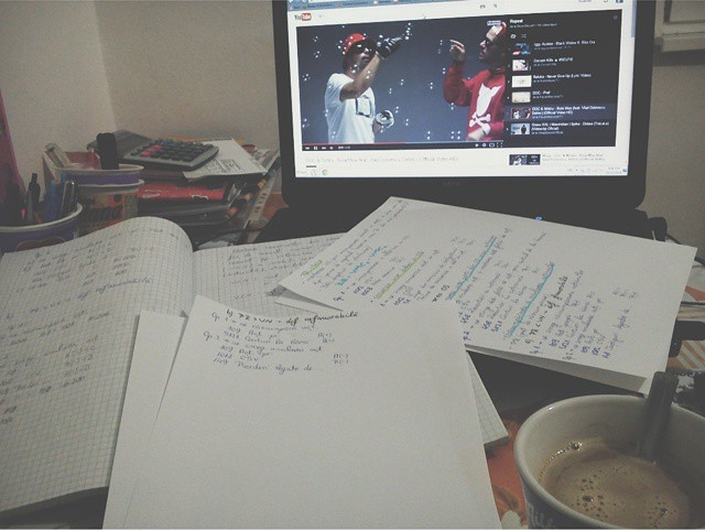 Exams are coming by deyush08