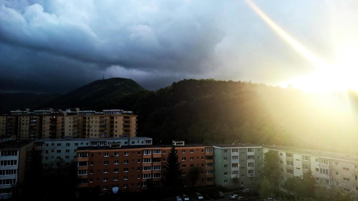 Sunray by deyush08